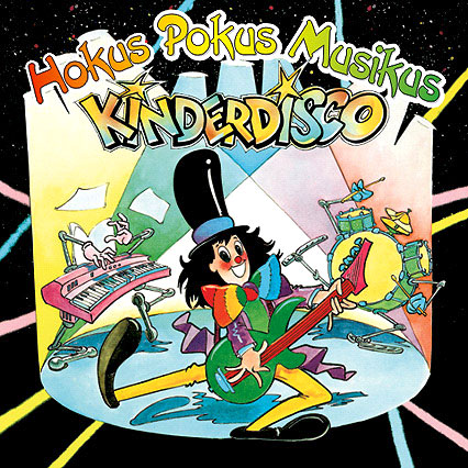 CD cover KinderDisco